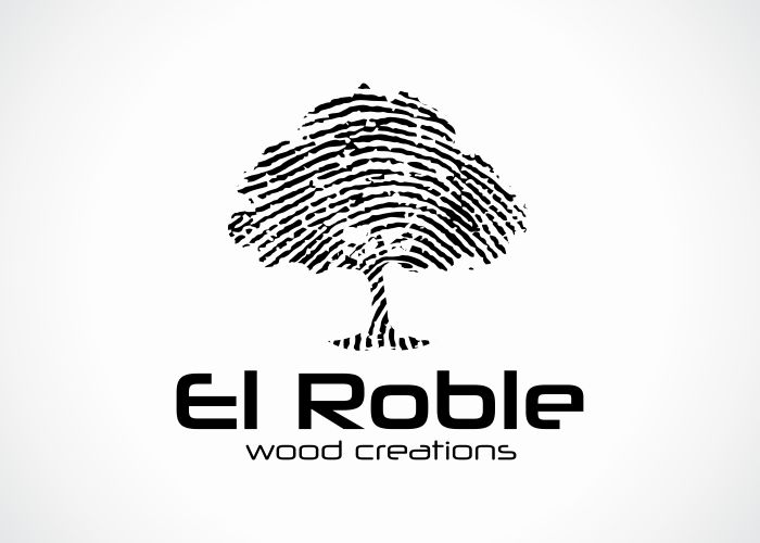 Logo El Roble Wood