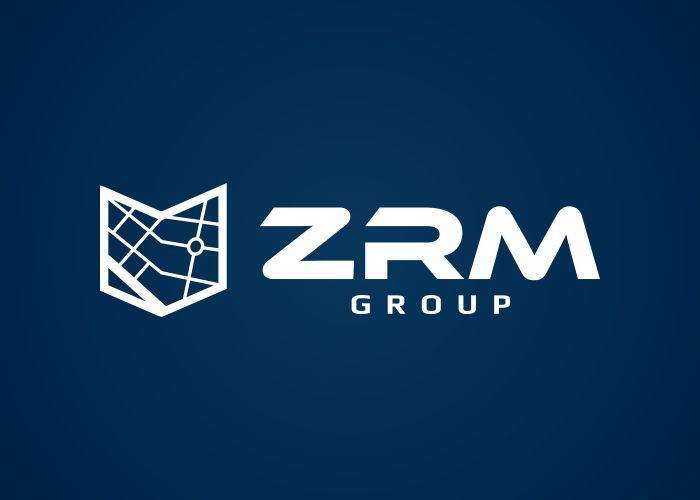 Projekt logo ZRM GROUP